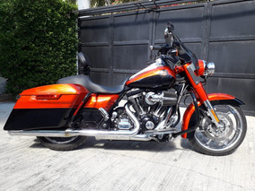 Harley Davidson Road King Cvo 2014