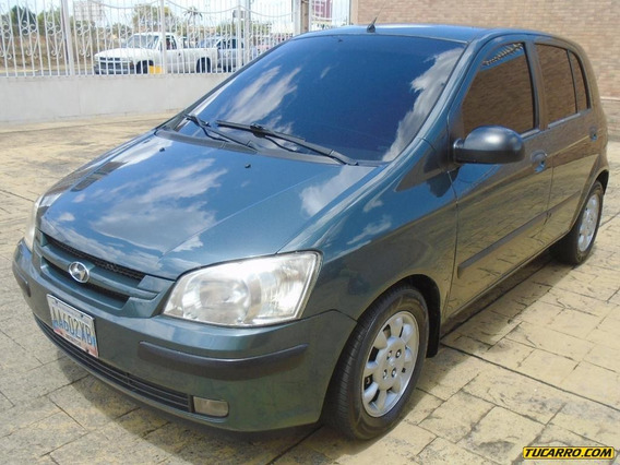 Hyundai Getz - Sincronica