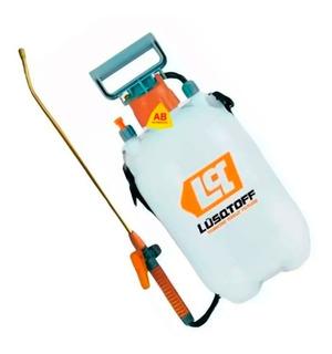 Pulverizador Fumigador Manual 5 Lts Lusqtoff Fpl5 Pc