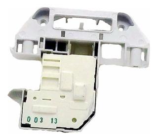 Dispositivo Trava Porta Lavadora Ge 10 11 12 13 15kg Moderno