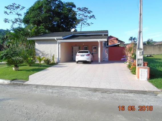 Casa Em Ubatuba - Condomínio Fechado