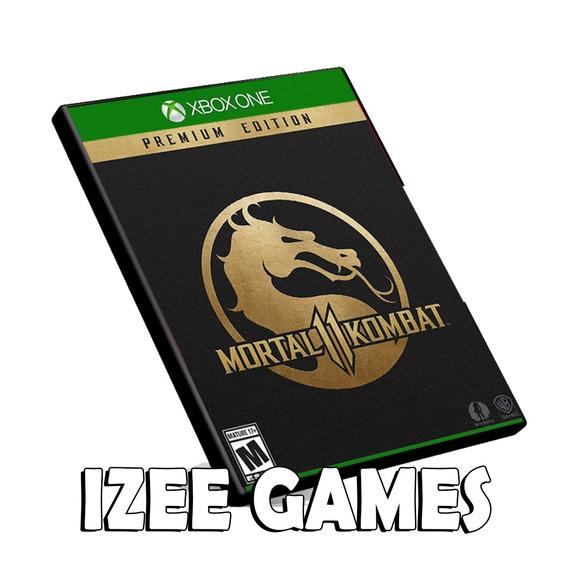 Mortal Kombat 11 Edição Premium Xbox One Mídia Digital