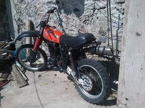 Yamaha Tt500 Cc