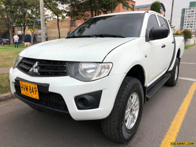 Mitsubishi L200 Sportero High Power 4x4 Mt Td 2500cc 2ab Abs