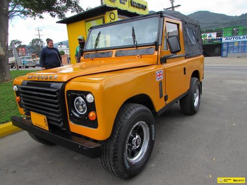 Land Rover Campero Defender
