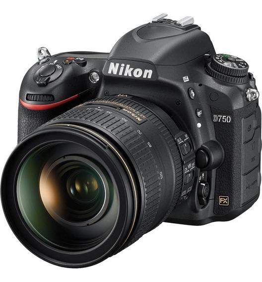 Nikon D750 Kit 24-120mm F/4g