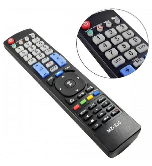 Controle Remoto Universal Tv De Tubo Led Plasma Lcd Sony