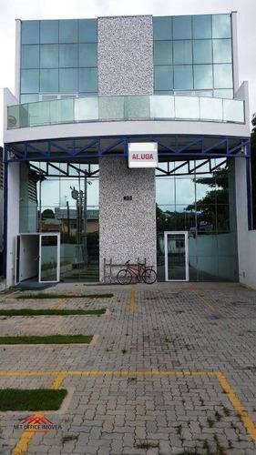 Imagem 1 de 12 de Sala Para Alugar, 65 M² Por R$ 1.850,00/mês - Chácaras Reunidas - São José Dos Campos/sp - Sa0144