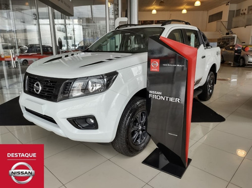 Nissan Frontier Attack 0km Automático 2021