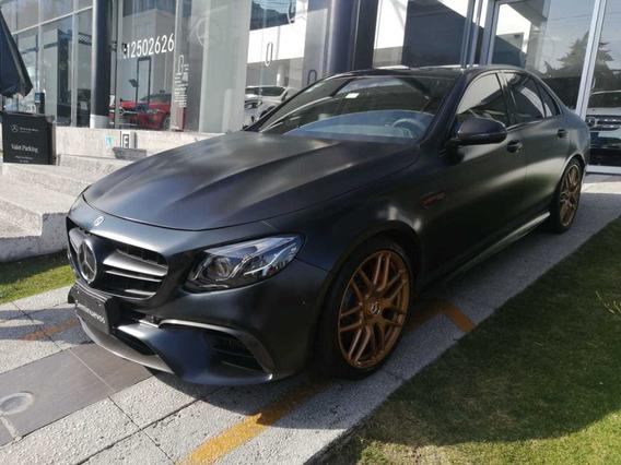 Mercedes-benz Clase E E63