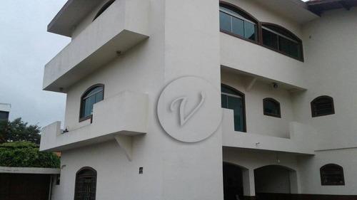 Sobrado Com 3 Dormitórios À Venda, 300 M² Por R$ 1.750.000,00 - Parque Marajoara - Santo André/sp - So0294
