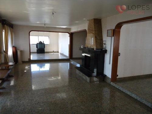 Imagem 1 de 17 de Apartamento Com 5 Dormitórios, 330 M² - Venda Por R$ 1.340.000,00 Ou Aluguel Por R$ 4.500,00/mês - Vila Regente Feijó - São Paulo/sp - Ap0469