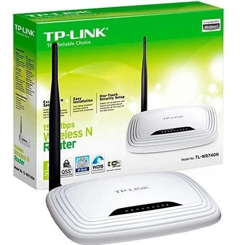 Americanas Roteador Wireless 150mbps Tl-wr740n Antena 5dbi