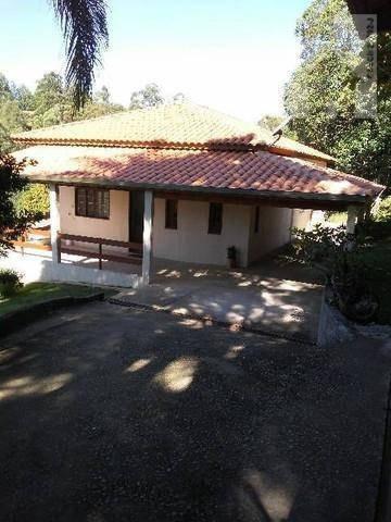 Chácara Com 3 Dormitórios À Venda, 25000 M² - Terras De Santa Cruz - Jundiaí/sp - Ch0106