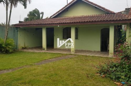 Imagem 1 de 14 de Casa No Litoral Com 3 Dormitórios Em Itanhaém/sp Ca160-pc