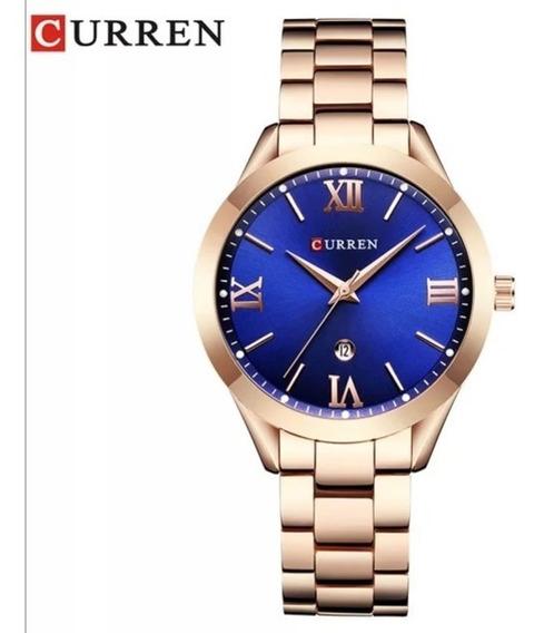 Relógio Feminino Curren 9007