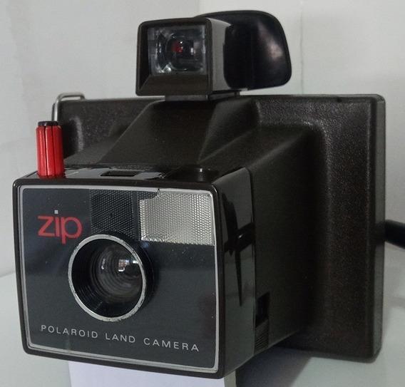 Câmera Fotográfica Polaroid Land Zip Fotografia Instantânea