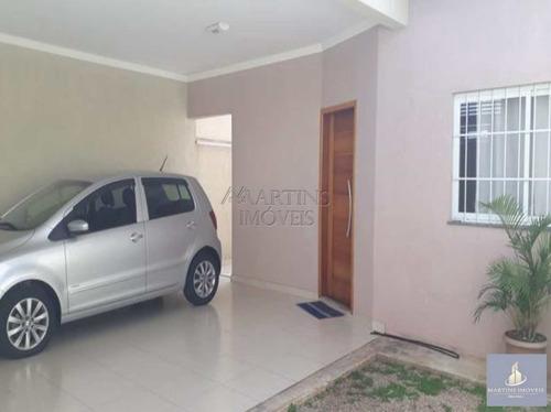 Imagem 1 de 11 de Jardim Das Tulipas | Casa 150m 3 Dorms 3 Vagas | 7747 - V7747
