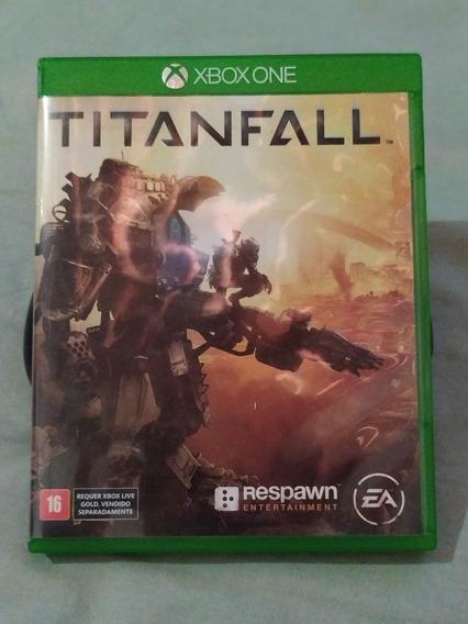 Titanfall Xbox One Original Mídia Física Seminovo