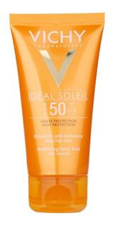 Vichy Ideal Soleil Crema Facial Toque Seco Fps 50x 50ml