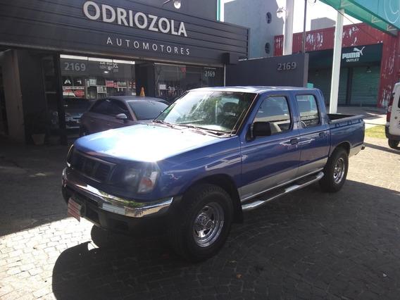 Nissan Pick-up 1997 2.7 Lx 4x2 D/cab D Aa