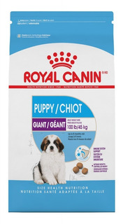 Alimento Royal Canin Size Health Nutrition Giant Puppy perro cachorro raza gigante mix 13.6kg