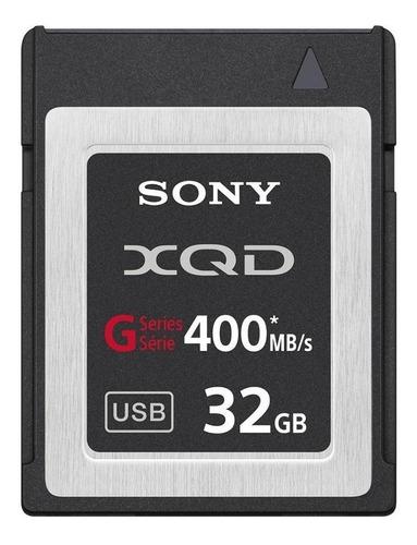 Cartão de memória Sony QD-G32E G Series 32GB