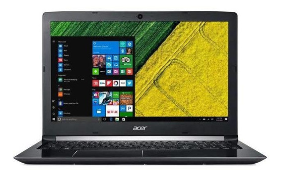 Notebook Acer Aspire A315 I5 7200u 8gb Hd 1tb Ssd 240gb W10h