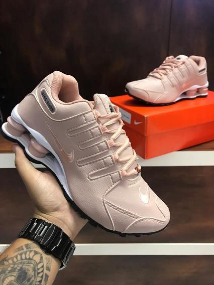 Tênis Nikeshox Nz Fem (vejam A Descrição)