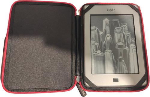 Kindle Touch 4gb + Funda