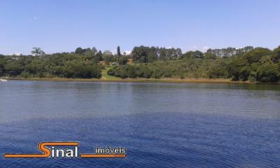 Terreno De 1000m² Na Represa Itupararanga-cód.041