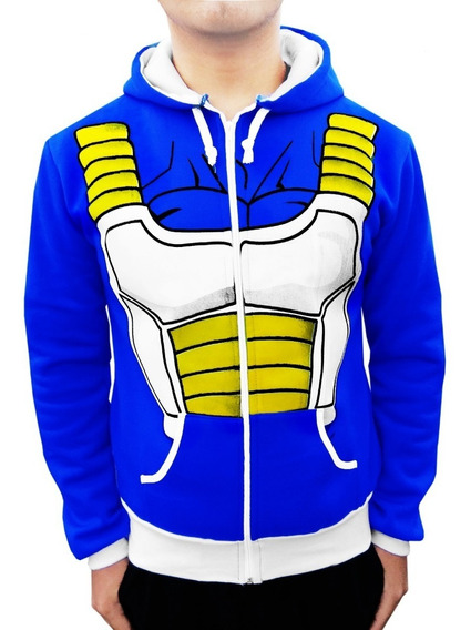 Chamarra Sudadera Vegeta Dragon Ball Super Z Cosplay Anime