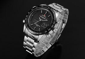 Relógio Pulso Naviforce 48mm Nf9093 Pronta Entrega F Free