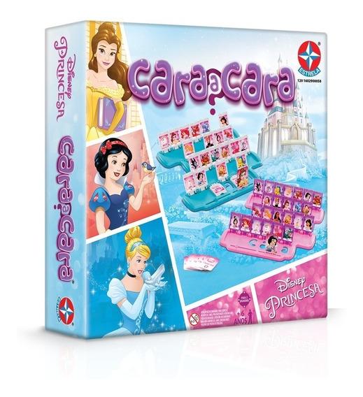 Jogo Cara A Cara Princesas Disney - Estrela Estrela
