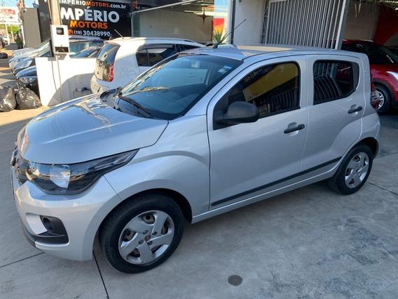 Fiat Mobi 1.0 Evo Easy On Flex, Impecável