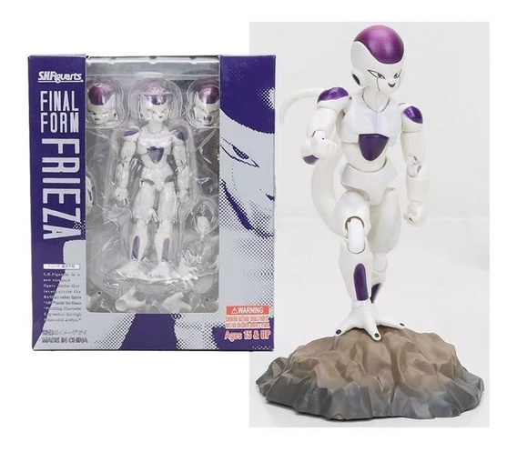 Dragon Ball Frieza Action Figure Articulado Cod. 103