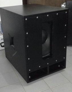 Bafles Vacío 15 Clon Rcf-alto. Nuevo !!!