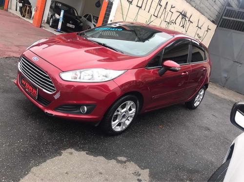 Imagem 1 de 6 de Ford Fiesta 2015 1.5 Se Flex 5p