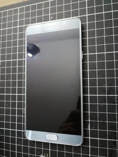 Celular, Samsung Galaxy Note 5, Pantalla Dañada