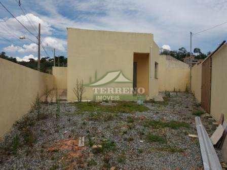 Casa Com 2 Dorms, Luana (justinópolis), Ribeirão Das Neves - R$ 160 Mil, Cod: 169 - V169