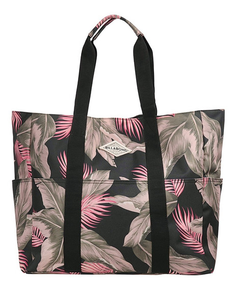 Bolso Across Billabong Totally Totes Sage Mujer Jabgqbto
