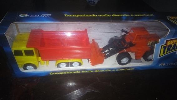 Miniatura De Caminhão Fiat 170 Nt Rabaker