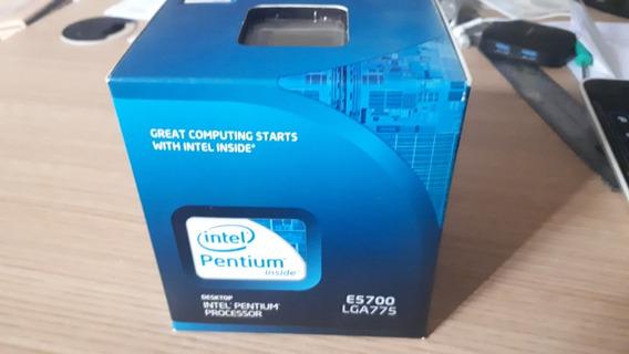 Processador Intel E5700 3ghz 2mb - Lacrado Na Caixa