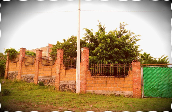 Hermoso Jardín/terreno 704 M2 Cerca Oaxtepec/six Flags