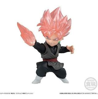 Super Dragon Ball Adverge Motion Goku Black Rose