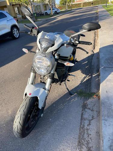 Ducati Moster