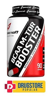 Bcaa M-tor Booster 2.4g 90 Caps Bodyaction