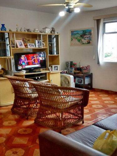 Imagem 1 de 11 de Apartamento Com 1 Dorm, Centro, São Vicente - R$ 240 Mil, Cod: 11 - V11