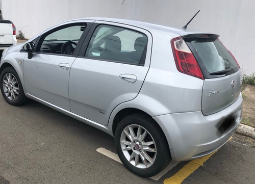 Fiat Punto 1.4 Itália Flex 5p