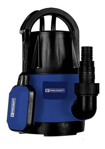 Bomba Sumergible Para Agua Limpia 1 Hp Toolcraft Tc3504